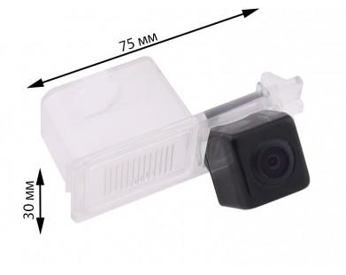 Камера заднего вида с динамической разметкой Pleervox для Lincoln MKX