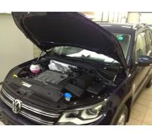 Упоры капота для Volkswagen Tiguan