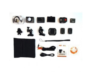 Экшн-камера AEE Blackeye XTR с подводным боксом
