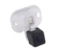 Камера заднего вида с динамической разметкой Pleervox для Hyundai Solaris седан