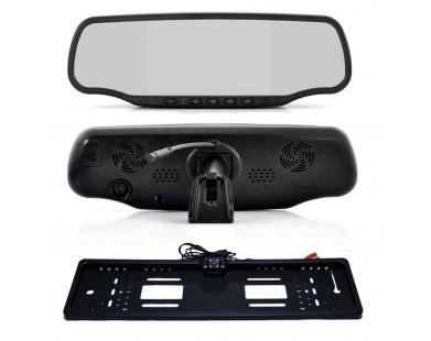 Многофункциональное зеркало-видеорегистратор Arena Pro 9000 S с креплением № 22 для Mercedes и Audi