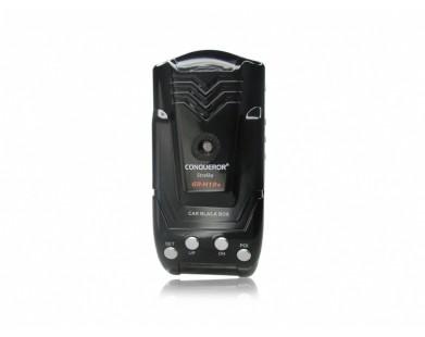 Видеорегистратор и GPS Conqueror GR-H10+  с радар-детектором