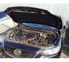 Упоры капота для Mazda 6 GJ