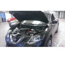 Упоры капота для Nissan X-Trail (T32)