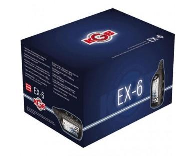 KGB EX-6 NEW