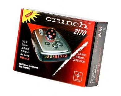 Радар-детектор Crunch 2170