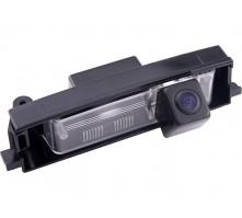 Камера заднего вида с динамической разметкой Pleervox для Chery Tiggo, Chery A3 седан