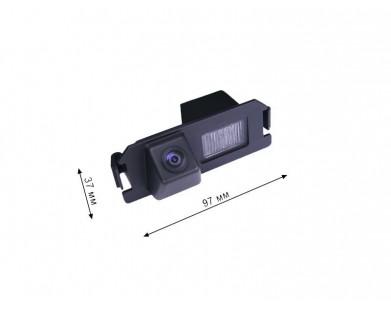 Камера заднего вида с динамической разметкой Pleervox для Kia Soul, Picanto от 2011 г.в