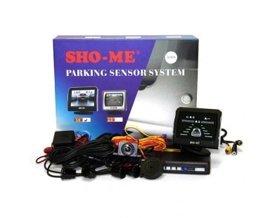 Парктроник Sho-Me KDR 36 Black
