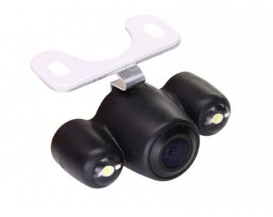 Универсальная камера заднего вида Pleervox PLV-CAM-DVL