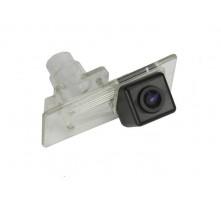 Камера заднего вида с динамической разметкой Pleervox для Hyundai I30 (универсал), Elantra от 2010 г.в., I30 (хетчбэк)