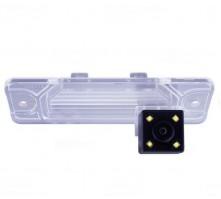 Камера заднего вида для Renault Koleos (Silver Star)