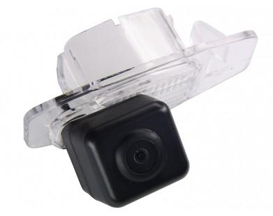 Камера заднего вида с динамической разметкой Pleervox для Honda Civic от 2012 г.в. sedan