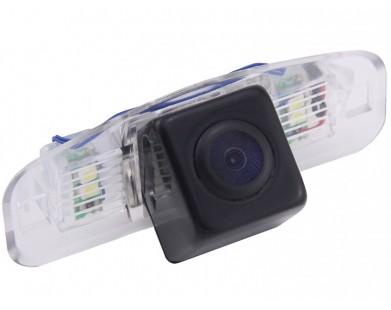Камера заднего вида с динамической разметкой Pleervox для Honda Accord VIII