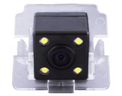 Камера заднего вида для Mitsubishi Outlander (Silver Star)