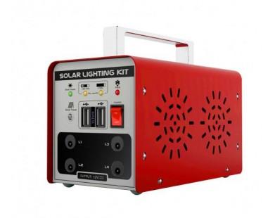 Мобильная система автономного электропитания AcmePower SL1012