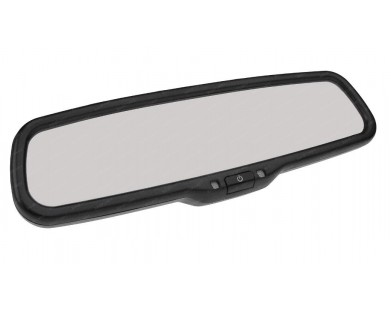 "Зеркало с монитором 4,3"" Redpower M43 LED с креплением №6"