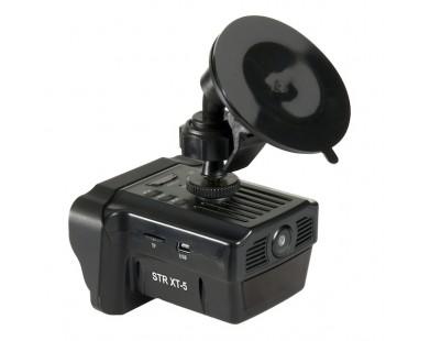 Видеорегистратор Subini STR XT-5  с радар-детектором
