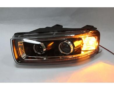 Передние фары LED для Chevrolet Captiva 2011 - 2015 г.в.