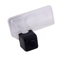 Камера заднего вида с динамической разметкой Pleervox для Subaru Forester