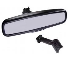 Зеркало Pleervox PLV-MIR-43STC с монитором для Lada (ультраяркий экран 4.3 дюйма)