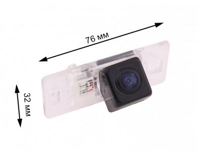 Камера заднего вида Pleervox PLV-CAM-AU03 для Audi A4 от 08 г.в.
