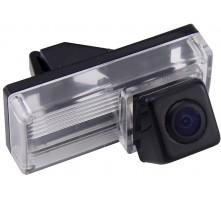 Камера заднего вида с динамической разметкой Pleervox для Toyota Land Cruiser 100, Prado 120