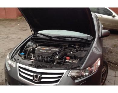 Упоры капота для Honda Accord 8