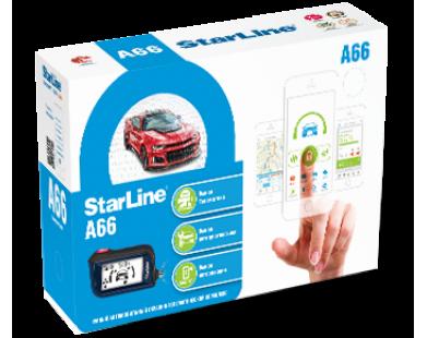 Автосигнализация StarLine A66 2CAN 2LIN