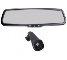 Зеркало Pleervox PLV-MIR-50STC с монитором для Peugeot (экран 5 дюймов)