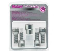 Комплект секретных болтов McGard 28018 SL M14x1,5 (4 болта, ключ 17 мм)