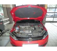 Упоры капота для Volkswagen Jetta New