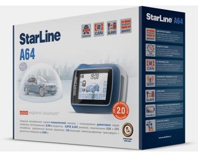 StarLine A64 2CAN SLAVE