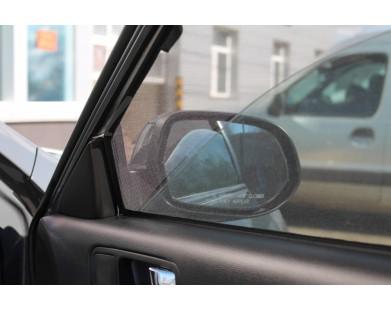 Передние шторки для Dacia