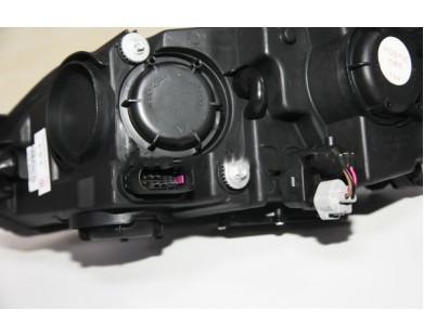Передние фары TLZ Style для Ford Focus 3 2012-2014 г.в.