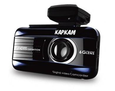 Видеорегистратор Каркам М1 (с GPS)