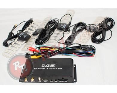 Автомобильный тюнер DVB T2 Redpower  DT9