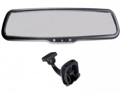 Зеркало Pleervox PLV-MIR-43STCBL с монитором для Hyundai (сверхъяркий экран, Bluetooth)