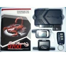 Red Scorpio 9700 с автозапуском