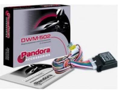 Модуль стеклоподъемника Pandora DWM-502