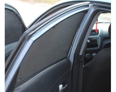 Задние боковые шторки для Dacia