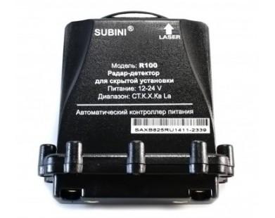 Видеорегистратор Subini STR-825RU с радар-детектором