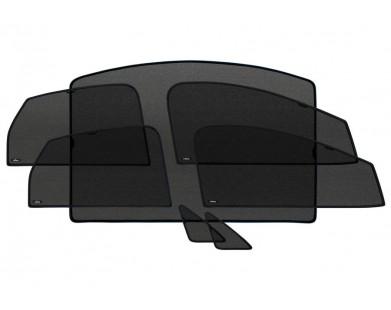 Шторки для Nissan (полный комплект)