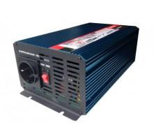 Преобразователь  напряжения AcmePower AP-PS с 24В на 220В (1000Вт)