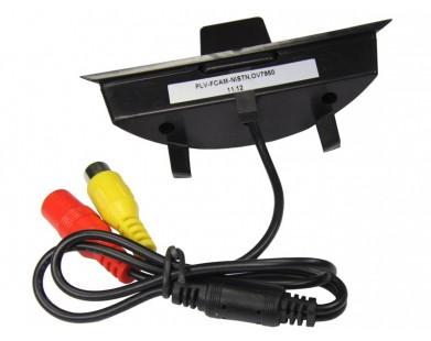 Цветная фронтальная камера для Nissan (Pleervox)