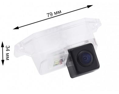Камера заднего вида Pleervox PLV-AVG-MIT02 для Mitsubishi Lancer wagon 01-06 г.в.