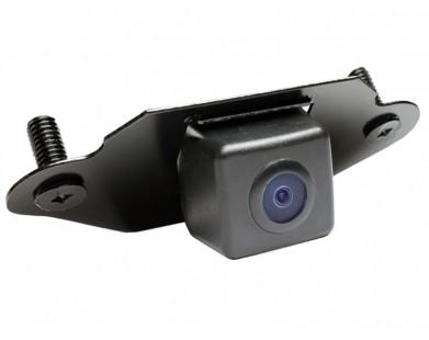 Камера заднего вида с динамической разметкой Pleervox для Nissan Qashqai от 2010 г.в