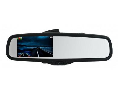 Зеркало DVR-Mirror заднего вида с видеорегистратором