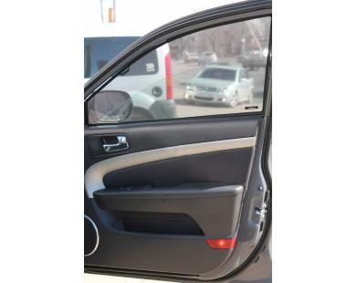 Передние шторки для Land Rover