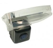 Камера заднего вида для Mazda 2 (Pleervox)